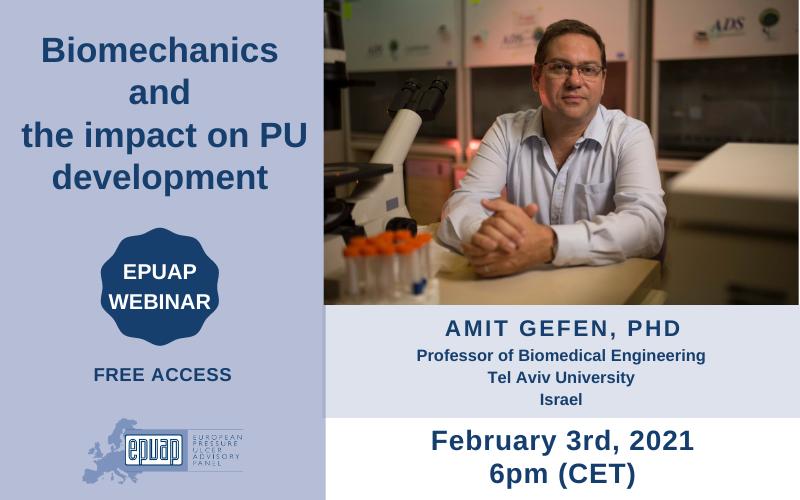 EPUAP webinar Amit Gefen Biomechanics