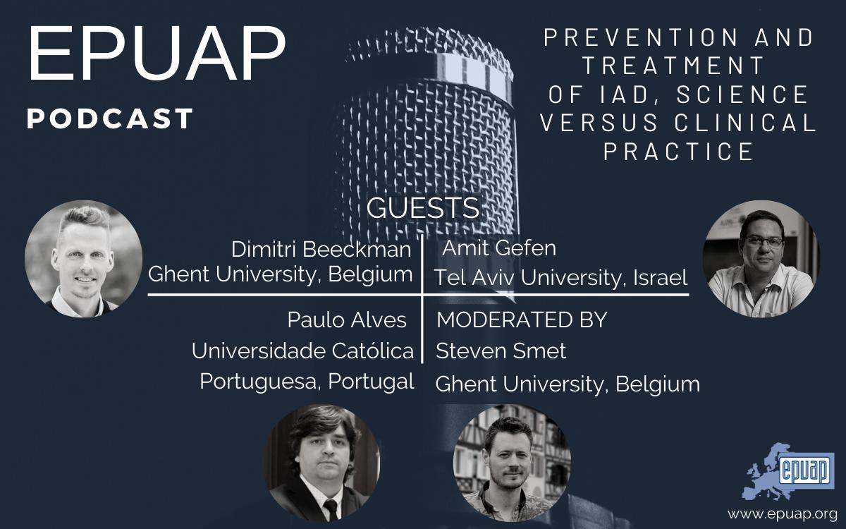 EPUAP Podcast IAD Pressure Ulcer